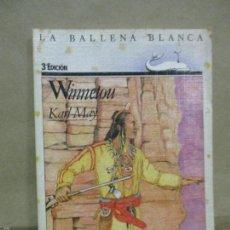 Libros de segunda mano: WINNETOU. MAY, KARL. 1990. Lote 55360598