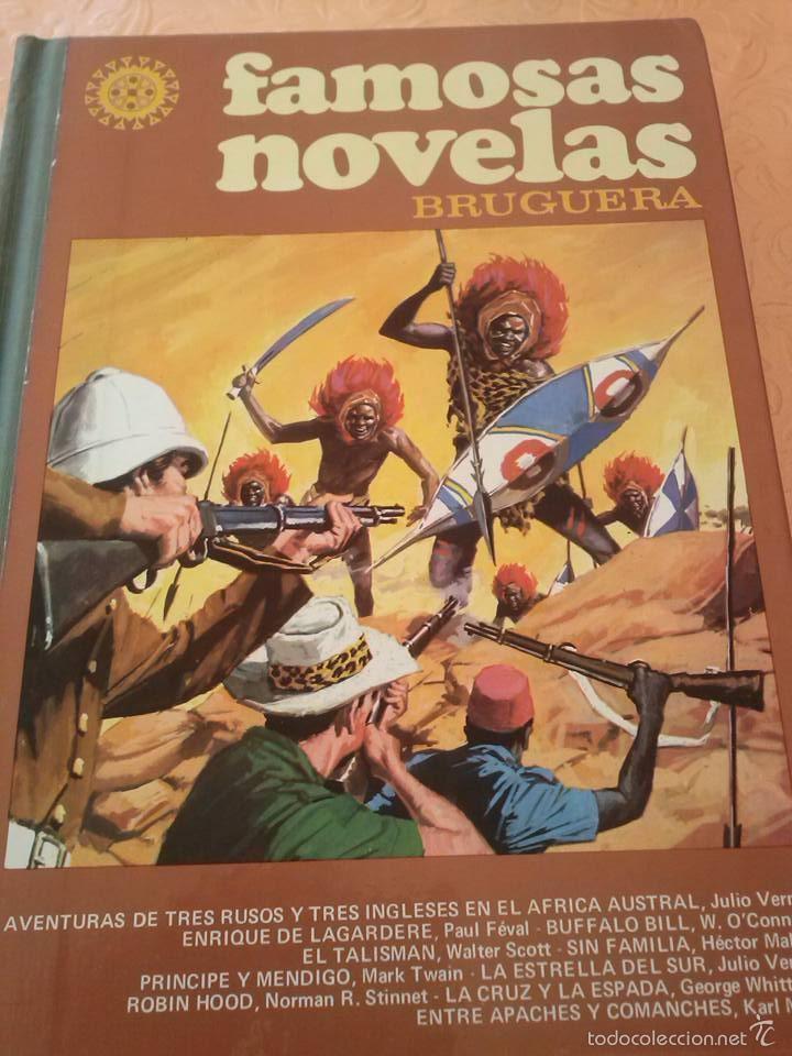 7f85e79dd Famosas Novelas Bruguera. Volumen III