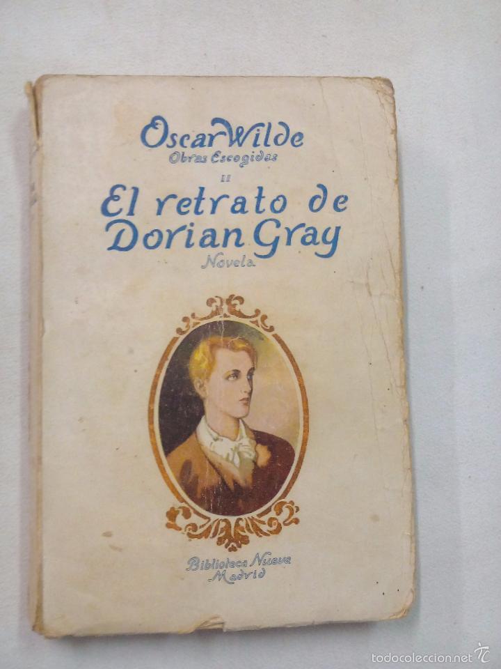 El Retrato De Dorian Gray De Oscar Wilde 5ª E Sold Through Direct Sale 55699477