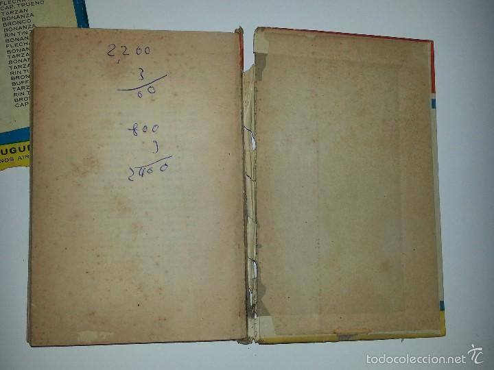 Libros de segunda mano: COLECCION HEROES - BRONCO - Nº 35 EL PUENTE DE SILVER GUN- ED. BRUGUERA 1ª EDICION AÑO 1964 - Foto 10 - 55952339