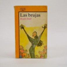 Libros de segunda mano - LAS BRUJAS - ROALD DAHL - ALFAGUARA - - 56727851