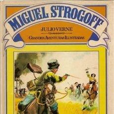 Libros de segunda mano: MIGUEL STROGOFF BRUGUERA. Lote 56736402