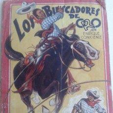 Libros de segunda mano: LOS BUSCADORES DE ORO ENRIQUE CONSCIENCE EDITOR AMELLER. Lote 56852863