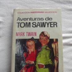 Libros de segunda mano: AVENTURAS DE TOM SAWYER DE MARK TWAIN . Lote 56924298