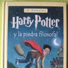 Libros de segunda mano - HARRY POTTER Y LA PIEDRA FILOSOFAL _ J.K. ROWLING - 56935789