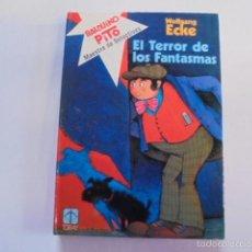 Libros de segunda mano: BALDUINO PITO - TORAY 3 - TERROR FANTASMAS - 1980 - COMO NUEVO DE HOY, IMPECABLE !!!. Lote 56969470