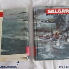 Libros de segunda mano: SALGARI MOLINO LA HEROINA DE PUERTO ARTURO Nº 66. Lote 57044910