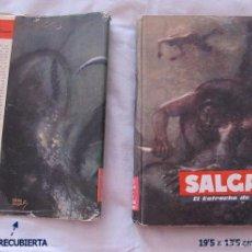 Libros de segunda mano: SALGARI MOLINO EL ESTRECHO DE TORRES Nº 25 1956. Lote 57071935