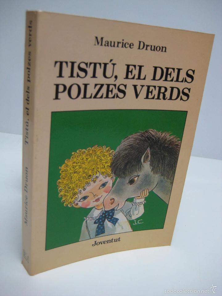 Resultat d'imatges de Tistú el dels polzes verds