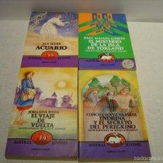 Libros de segunda mano: LOTE AUSTRAL JUVENIL AÑOS 80 -ESPASA CALPE - VER TITULOS. Lote 57888147