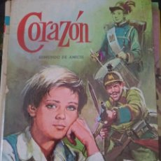 Libros de segunda mano: CORAZON - EDMUNDO DE AMICIS --REFM1E2. Lote 58218976