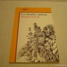 Libros de segunda mano: LA FAMILIA ANIMAL - RANDALL JARRELL - MAURICE SENDAK - ALFAGUARA JUVENIL. Lote 58220648