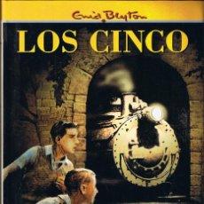 Libros de segunda mano: LOS CINCO VAN DE CAMPING - ENID BLYTON - EDITORIAL JUVENTUD. Lote 58363040