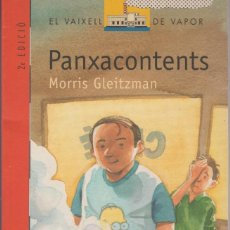 Libros de segunda mano: LLIBRE. CRUILLA. EL VAIXELL DE VAPOR. PANXACONTENTS . NUM. 83. Lote 58467004