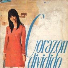 Libros de segunda mano: LOIS DUNCAN : CORAZÓN DIVIDIDO (MOLINO, 1968). Lote 58493139