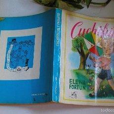 Libros de segunda mano: CUCHIFRITIN Y PAQUITO DE ELENA FORTUN EDITORIAL AGUILAR Nº 9. Lote 58626797