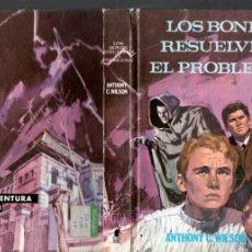 Libros de segunda mano: A. WILSON : LOS BONES RESUELVEN EL PROBLEMA (MOLINO, 1967). Lote 58720680