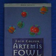 Libros de segunda mano: ARTEMIS FOWL, LA VENGANZA DE OPAL. EOIN COLFER. SERIE INFINITA, MONTENA, RANDOM HOUSE, 2005, 1ª ED.. Lote 58840511