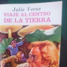 Libros de segunda mano: MINILIBRO COLECCION MINIBIBLIOTECA LITERATURA UNIVERSAL - VIAJE AL CENTRO DE LA TIERRA - JULIO VERN. Lote 58940275