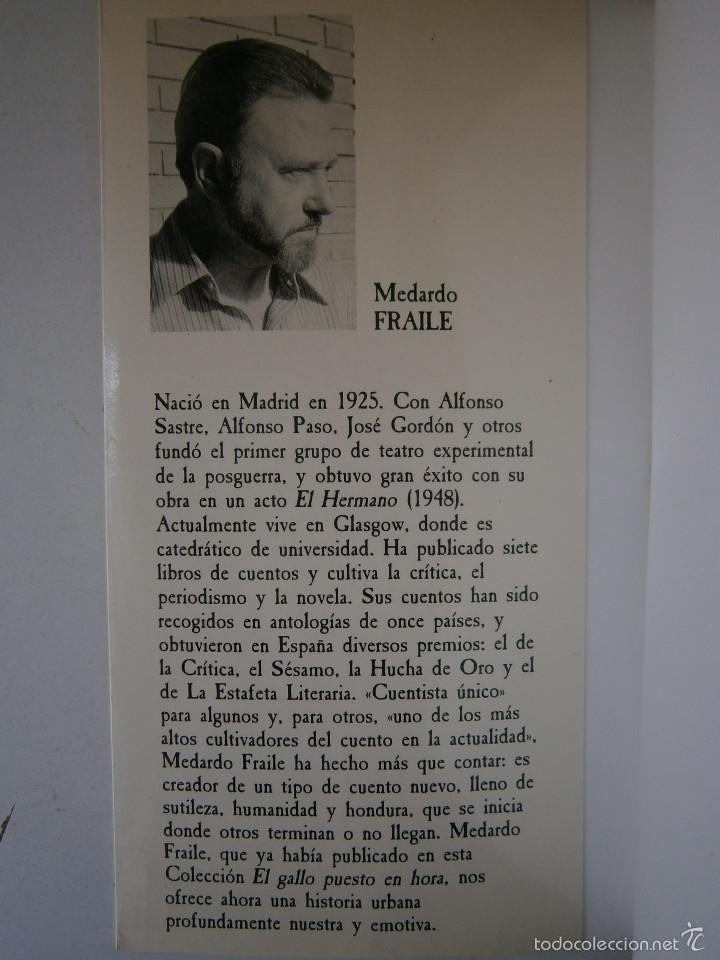 Libros de segunda mano: Santa Engracia numero dos o tres Medardo Fraile Mabel Pierola Anaya 1 edicion 1989 - Foto 7 - 60542639