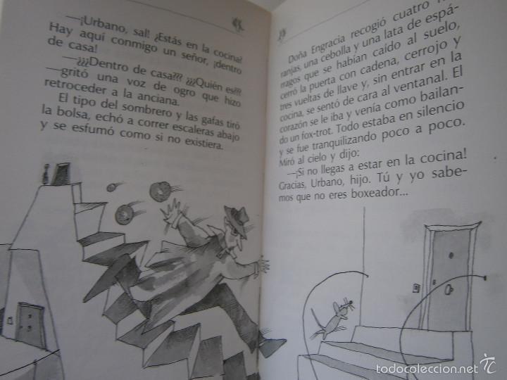 Libros de segunda mano: Santa Engracia numero dos o tres Medardo Fraile Mabel Pierola Anaya 1 edicion 1989 - Foto 14 - 60542639