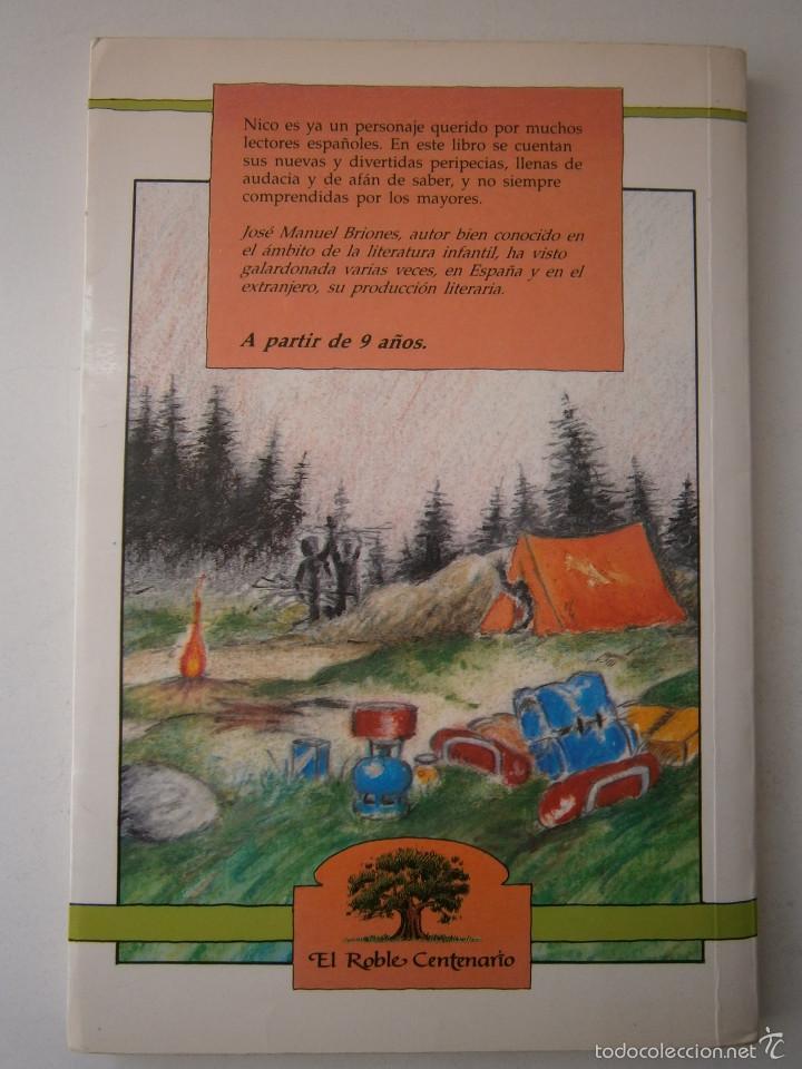 Libros de segunda mano: LAS PERIPECIAS DE NICO Jose Manuel Briones Rialp 1989 - Foto 4 - 60542951