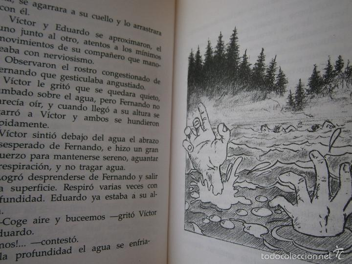 Libros de segunda mano: LAS PERIPECIAS DE NICO Jose Manuel Briones Rialp 1989 - Foto 8 - 60542951