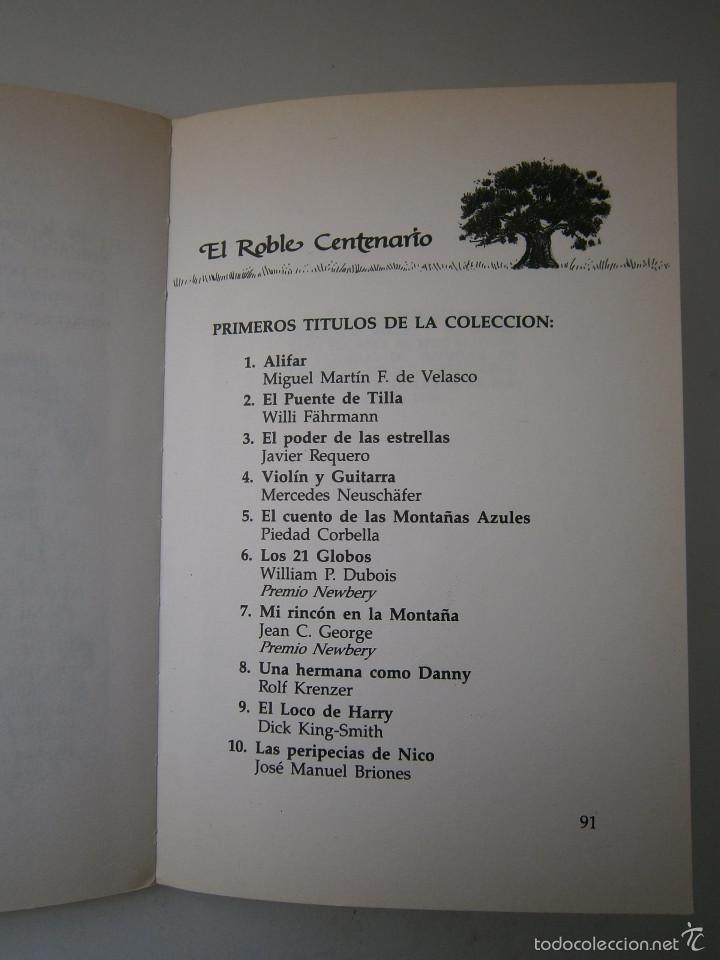Libros de segunda mano: LAS PERIPECIAS DE NICO Jose Manuel Briones Rialp 1989 - Foto 11 - 60542951