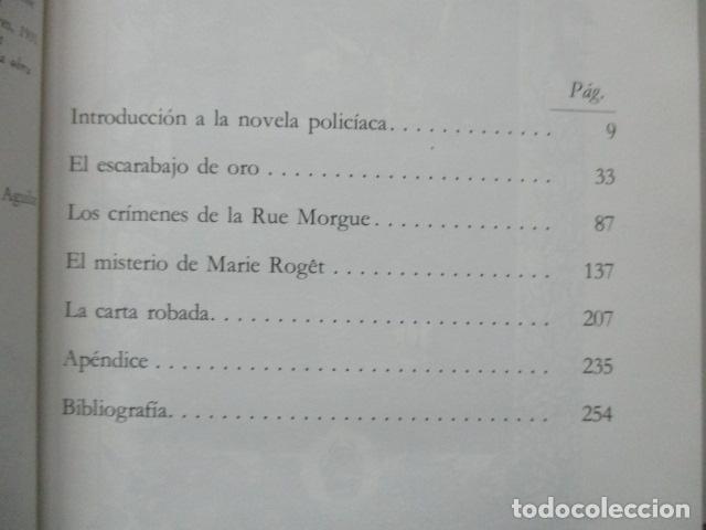 Libros de segunda mano: El escarabajo de oro y otros cuentos, Edgar Allan Poe, Tus libros Anaya - Foto 7 - 241154840