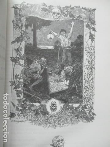 Libros de segunda mano: El escarabajo de oro y otros cuentos, Edgar Allan Poe, Tus libros Anaya - Foto 8 - 241154840