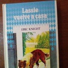 Libros de segunda mano: LASSIE VUELVE A CASA. Lote 66899582