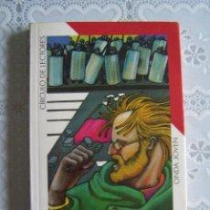 Libros de segunda mano - LENZ, UN RELATO. PETER SCHNEIDER. CÍRCULO DE LECTORES. ONDA JOVEN. - 68125553
