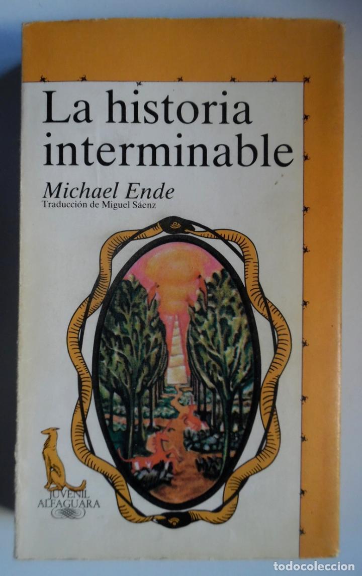 Libros de segunda mano: La edición original de Alfaguara de La historia  Interminable, de