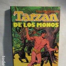 Libros de segunda mano: TARZÁN DE LOS MONOS. EDGAR RICE BURROUGHS. MONTENA. . Lote 69658689