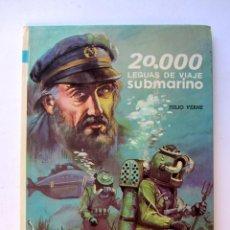Libros de segunda mano: 20000 LEGUAS DE VIAJE SUBMARINO. JULIO VERNE. Lote 69850911