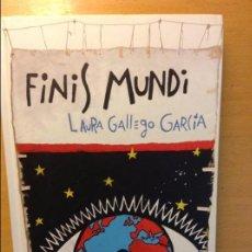 Libros de segunda mano: FINIS MUNDI - LAURA GALLEGO -. Lote 70222045