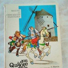 Libros de segunda mano: DON QUIJOTE DE LA MANCHA- EDICIONES SEDMAY. Lote 296899723