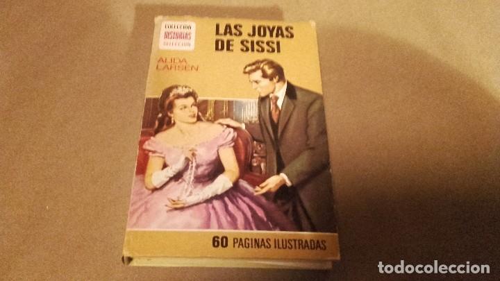 LAS JOYAS DE SISSI - COLECCION HISTORIAS SELECCION Nº 10 (Libros de Segunda Mano - Literatura Infantil y Juvenil - Novela)
