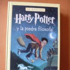 Libros de segunda mano - HARRY POTTER Y LA PIEDRA FILOSOFAL. J. K. ROWLING. SALAMANDRA - 145760009