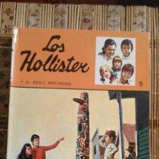 Libros de segunda mano: LOS HOLLISTER Y EL ÍDOLO MISTERIOSO - JERRY WEST. Lote 73694915