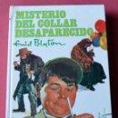 Libros de segunda mano: MISTERIO DEL COLLAR DESAPARECIDO - ENID BLYTON - EDITORIAL MOLINO. Lote 73726011