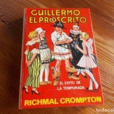 Libros de segunda mano: GUILLERMO EL PROSCRITO. Lote 74321559