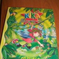 Libros de segunda mano: KIKA SUPERBRUJA EN BUSCA DEL TESORO . Nº 11. . Lote 74369323