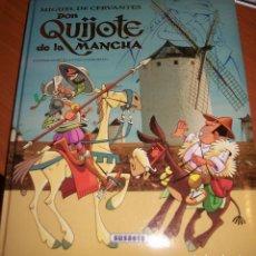 Libros de segunda mano: DON QUIJOTE DE LA MANCHA. ILUSTRACIONES DE ANTONIO ALBARRÁN.. Lote 116580932