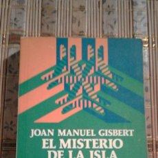 Libros de segunda mano: EL MISTERIO DE LA ISLA DE TÖKLAND - JOAN MANUEL GISBERT. Lote 75049007