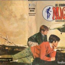 Libros de segunda mano: GEORGES BAYARD : LAS EXTRAÑAS AVENTURAS DE MICHEL (MOLINO, 1969) . Lote 75507739