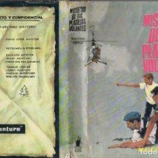 Libros de segunda mano: MALCOLM SAVILLE : MISTERIO DE LOS PLATILLOS VOLANTES (MOLINO, 1965) . Lote 75508763