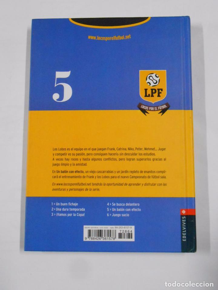 Libros de segunda mano  LOCOS POR EL FUTBOL. COLECCION COMPLETA. 6 LIBROS. a05e83797c110