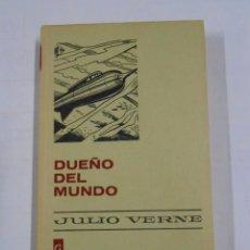 Libros de segunda mano: DUEÑO DEL MUNDO. - JULIO VERNE. - COLECION HISTORIAS SELECCION - TDK142. Lote 37896961