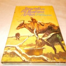 Libros de segunda mano: TORMENTA EN LAS MONTAÑAS AZULES ALAN C. JENKINS. Lote 79194293